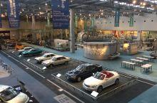 很有特色的日本企业展览馆  纪念馆是丰田自动织机所的旧址,也是来了这里才知道丰田是做纺织起家的 第一
