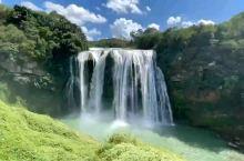 中秋国庆出游打卡 贵州黄果树瀑布