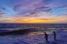 涠洲岛夕阳指南:在石螺口遇见最美的夕阳