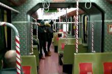 偶遇圣诞有轨电车