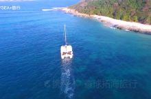加井岛大海蓝天阳光=完美滤镜