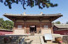 中国现存最古老的木构建筑~南禅寺