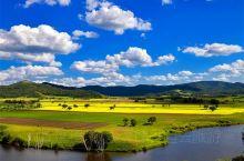 乌兰布统德龙度假村,风景如画!