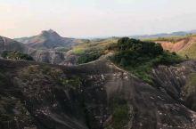 丹霞地貌之高椅岭景区