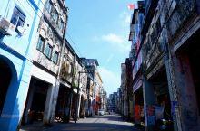 合浦老街,适合赶集,与古建和美食相遇