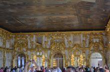 俄罗斯随手拍14-叶卡捷琳宫室内  叶卡捷琳娜宫 是俄罗斯著名的宫殿群,这组随手拍系列主要表现了宫内