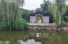 水绘园,江南水乡