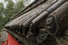 少林寺屋檐