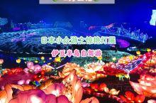 日本小众游自驾去伊豆看惊艳灯展遊方