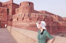 印度有两个红堡 阿格拉红堡能远眺泰姬陵
