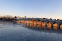 颐和园的冬