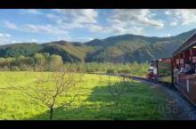 丹东旅游叆河风景区,不用出国小瑞士东三省也有小瑞士,真的超美~