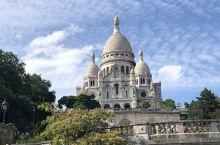 法国巴黎圣心大教堂