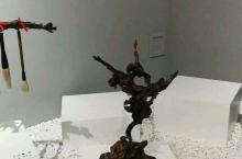 吉林博物馆,奇特的松花江浪木