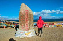 """西藏阿里路上的——拉昂错""""鬼湖"""""""