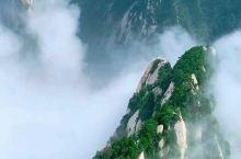 大美陕西|魅力三秦|华山之巅|华山论剑