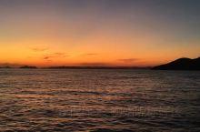 濑户内海的夕阳