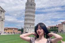 比萨 世界最著名的斜塔