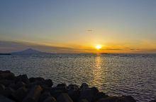 观赏日落的地方