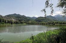 大秦岭三峡陕西省安康市石泉汉江后柳镇
