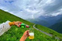 新疆伊犁,醉美5月,我在新疆等你