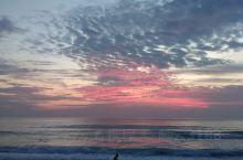 怀念卡伦海滩的落日