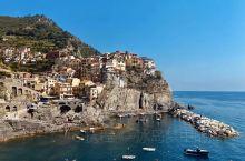 坐落在峭壁上的城市—五渔村