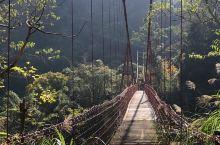 水簾洞吊橋