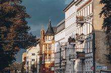 【德国·波茨坦】欣赏老城到火车站一路景色