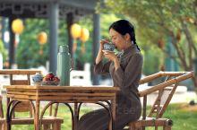 连云港可以逛园子和盖碗茶的好地方