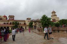 斋浦尔城市皇宫