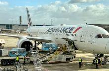 法航的波音787客机