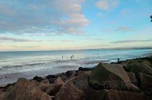 【爱丁堡】portobello海滩