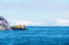 南极半岛的巡航