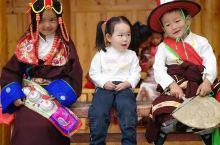 带四岁娃游藏区-黄南