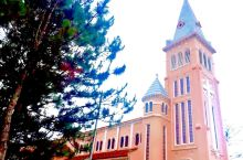 大叻的天主教堂