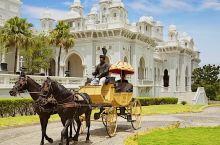 极具文学气息的印度法拉克奴玛宫殿酒店