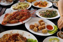 Mum aroi…最喜欢的海边餐厅