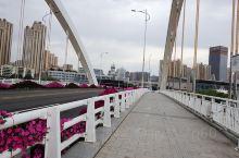 兰州的金雁黄河大桥