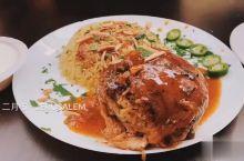 以色列的街头美食