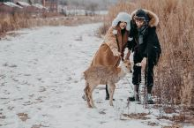 最美的冬天~魔幻长白山