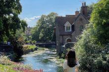 🇬🇧晴天一定要来的绝美油画小镇Canterbury 最近Canterbury( #海岛夏天有你真甜