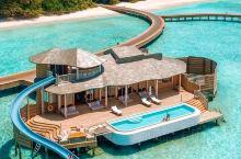 马尔代夫 星辰为被,滑梯入海,才是人间值得   疫情之后,国内的集美们是不是快要忘记马尔代夫长什么样