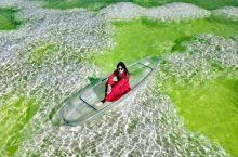 如果治愈有颜色,那一定是察尔汗绿。 💚