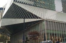西雅图中央图书馆