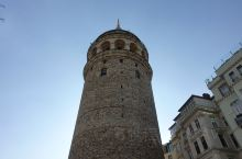 加拉太塔上的伊斯坦布尔