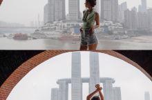 重庆旅行小众拍照打卡|来福士亲测绝佳机位