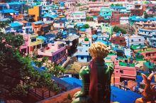 韩国旅游——俯瞰这个色彩斑斓的世界