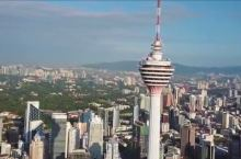 去吉隆坡,一定要上去电视塔走走,电梯直接上去,可以观望整个吉隆坡的景色,特别是晚上去看,可以看到整个