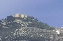 约旦Ajloun城堡